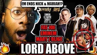 "Fat Joe ft. Eminem & Mary J. Blige - ""Lord Above"" (REACTION!)"