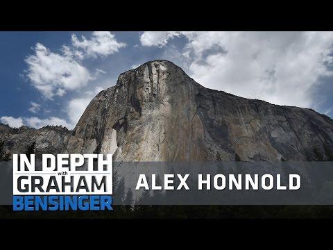 Alex Honnold: No rope El Capitan climb in Yosemite