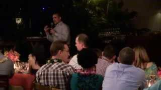 Tim Grover Speaking Appearance -- Kona, Hawaii