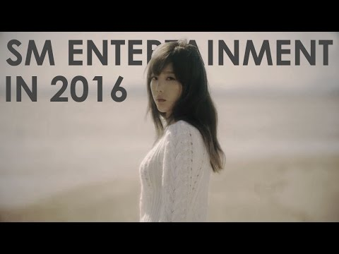 S.M. Entertainment in 2016 | Compilation