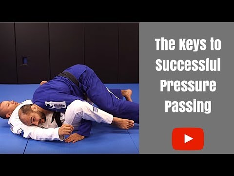 Bernardo Faria Shows His Principles of Pressure Passing