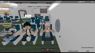 vie roblox: l'avion à l'Espagne