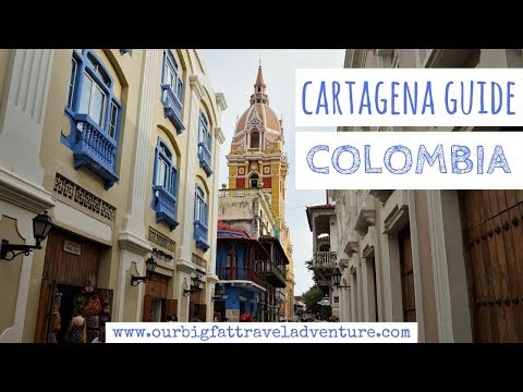 Cartagena Guide, Colombia | Our Big Fat Travel Adventure