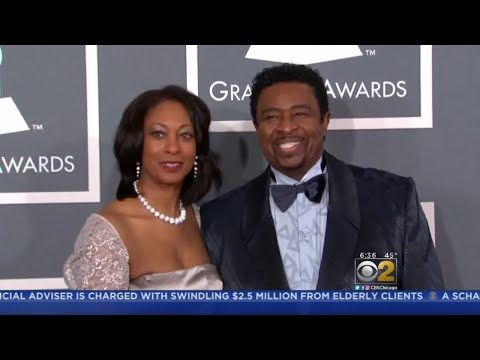 Glenn Cosby - Temptations Singer's Widow:  State Failed Her Husband