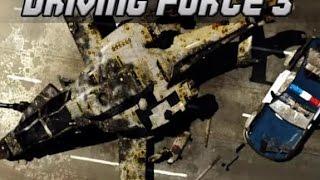 DRIVING FORCE 3 | CAR - HELI BATTLE | WALKTHROUGH