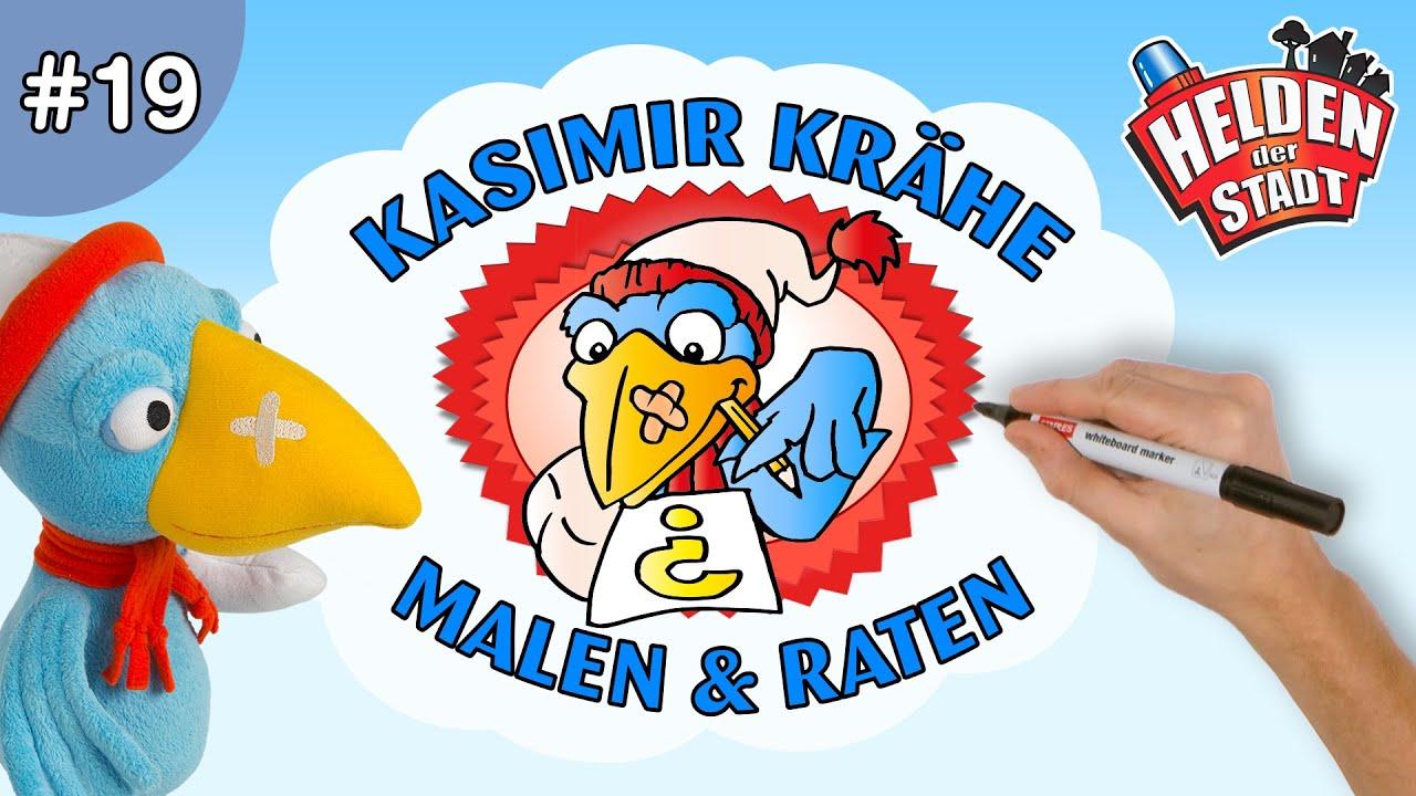 Die Helden der Stadt – EP19 Die Malen & Rate Show mit Kasimir Krähe ...