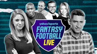 Fantasy Football Live is back! Get your week 1 Fantasy advice with the Yahoo Sports crew