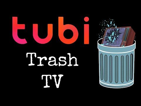 TUBI App Review (Trash TV)