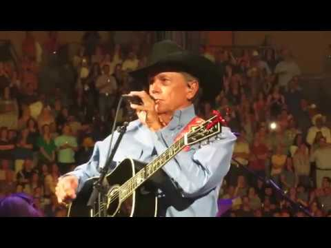 George Strait - Strait From Texas 2018 Mini Concert