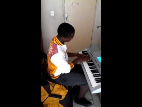 Nathi Ndenzenjani Piano cover by Pheme