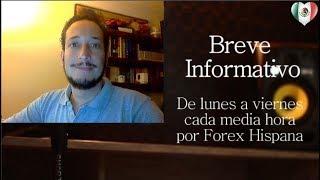 Breve Informativo - Noticias Forex del 10 de Octubre del 2017