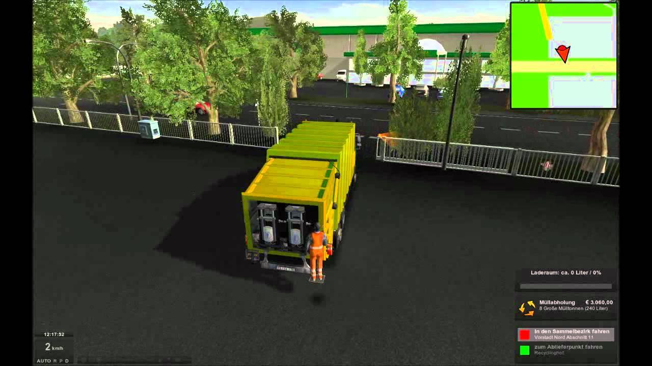 gabelstapler simulator 2011 demo