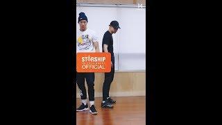 [JOOHEON][Dance Practice] 몬스타엑스 (MONSTA X) - 'SHOOT OUT' Vertical Video