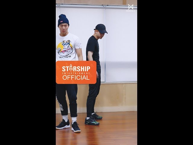 [JOOHEON][Dance Practice] 몬스타엑스 (MONSTA X) - 'SHOOT OUT' Vertical Video