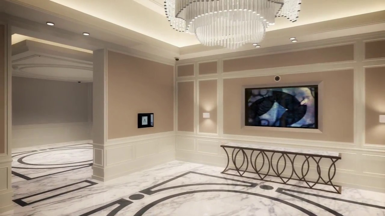 virtual tour address boulevard atelier youtube. Black Bedroom Furniture Sets. Home Design Ideas