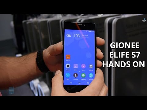 Gionee Elife S7 Review Videos