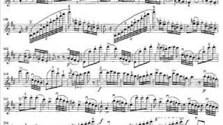 Paganini, Niccolo violinc.1 mvt 3 Rondo: Allegro spiritoso
