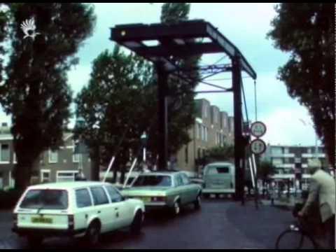 1983 - Bij de sluis in Leidschendam
