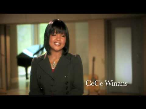 "CeCe Winans--""Songs of Emotional Healing""--In Stores MAY 18, 2010"