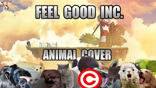 Baixar Gorillaz - Feel Good Inc (Animal Cover) [REUPLOAD]