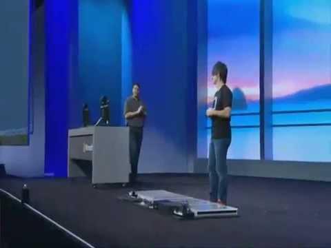The Big Piano™ runs trended at Microsoft's Build Developer Conference 2014