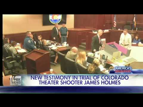 New testimony in trial of Colorado theater shooter