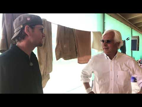 Inside the Betting Life: Horses - Raw or Die Ep5: Bob Baffert Interview on Justify & Hard Questions