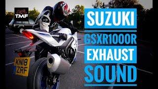 2018 Suzuki GSXR1000R Stock Exhaust Sound