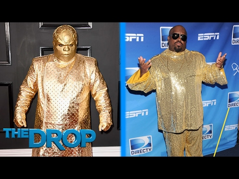 CeeLo Green Claims Gold Character Isn't Him
