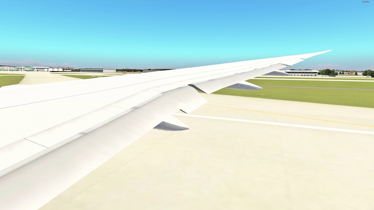 [XP11] Magknight Boeing 787 Sound / Cockpit / Wing / Outside