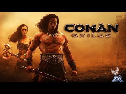Conan Exiles. Всего понемногу .