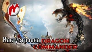 ✈ Как устроена Divinity: Dragon Commander (интервью со Свеном Винке)