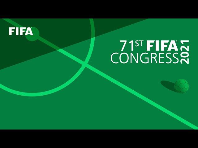 The 71st FIFA Congress 2021