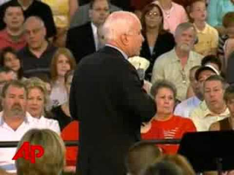 McCain: 'We Have Succeeded in Iraq'
