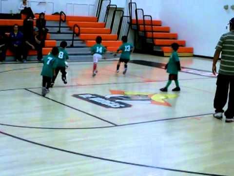 SWYS of NM De Vargas Middle School 1/7/2012 (2-5) Soccer