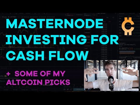 Masternode Investing For Cash Flow, Which Altcoins To Pick, PR Impact, The 2008 Crash - CMTV Ep73