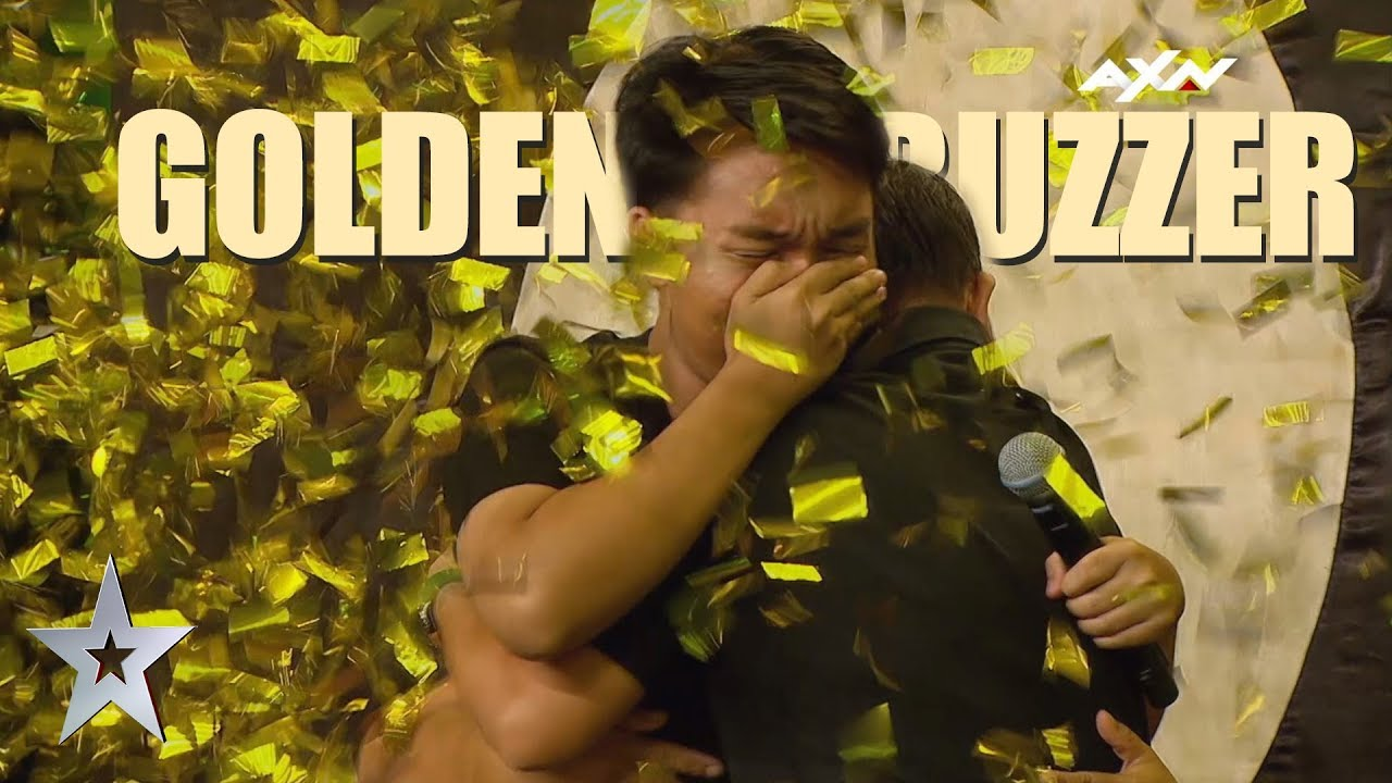 Shadow Ace's Golden Buzzer Audition! | AXN Asia's Got Talent 2019
