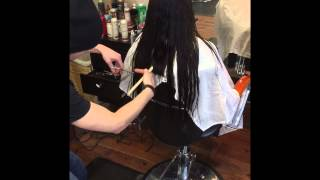 Becca's Hair Chop! | GENESIS Salon and Spa