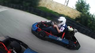 GPVWC Day 2019 - Badger Karting Malta - Race 1 Onboard with Jason Muscat