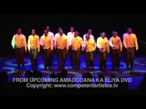 AMADODANA KA ELIYA MULTI-CAMERA CHOIR PRODUCTION EXCERPT