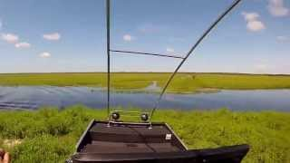 How To Unload, Start, Operate And Load An Airboat - Diamondback Airboats