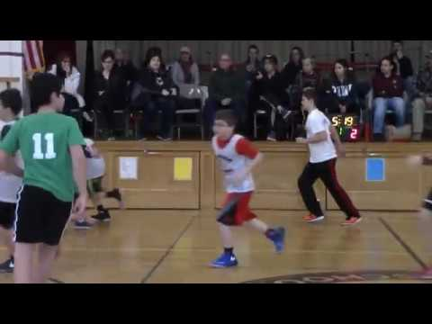 Champlain-Rouses Point - Chazy 5&6 Boys  2-3-18