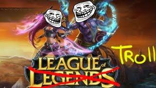 League Of Legends Band Trolla Gra 002#