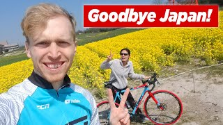 We're Leaving Japan.. Seriously