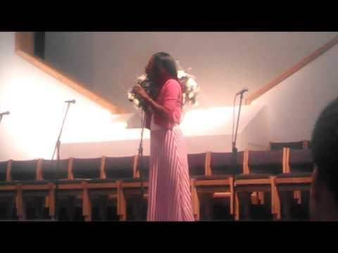Le'Andria Johnson -