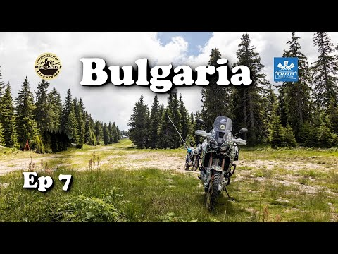 Ep 7 - Wonder Bridges, Snezhanka Tower & Zlatograd / Motorcycle Trip Bulgaria