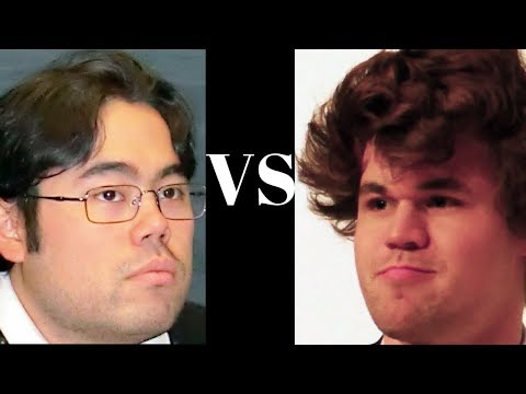 Hikaru Nakamura vs Magnus Carlsen Gashimov Memorial (2014)  ·  Nimzo-Indian (E20)