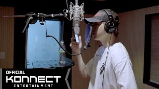 DaniTV | Ep.04 'Backstreet Rookie' OST 'Something' Recording Behind the Scene
