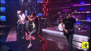 Parkway Drive - Unrest Live on The Daily Habit [HD]