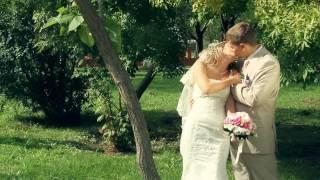 Прогулка Максим и Наталья. Свадьба 17.09.2011 года